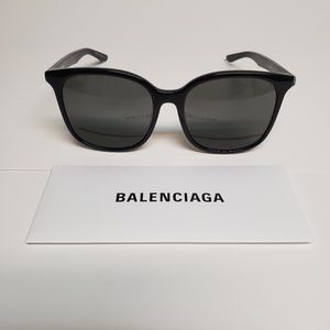 BALENCIAGA EVERYDAY BB0018SK-001 SUNGLASSES